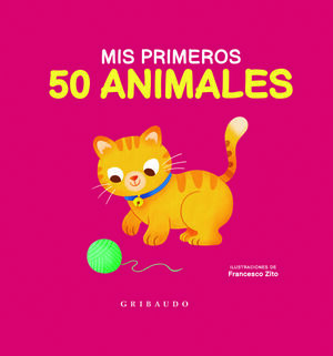 MIS PRIMEROS 50 ANIMALES