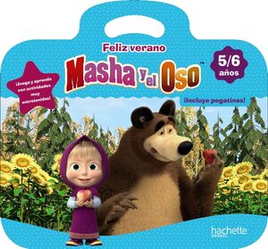 FELIZ VERANO CON MASHA Y EL OSO 5-6 AÑOS