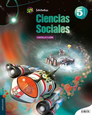 CIENCIAS SOCIALES 5º PRIMARIA (CASTILLA LEON)