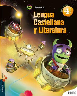 LENGUA CASTELLANA Y LITERATURA 4º PRIMARIA (TRES TRIMESTRES)