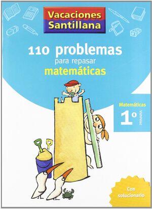 LIBRO DE VACACIONES MATEMATICAS 1º.PRIMARIA VACACIONES SANTILLANA