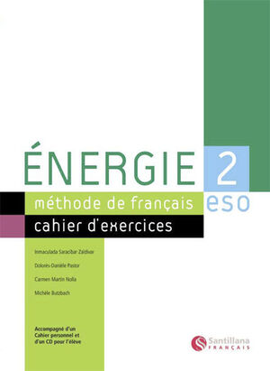 ENERGIE 2 CAHIER D'EXERCICES