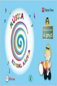 ESPIRAL MAGICA. MUSICA 4-5 ANYS VALENCIA