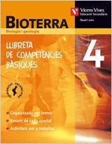 BIOTERRA 4 VALENCIA. LLIBRETA DE COMPETENCIES BASIQUES.