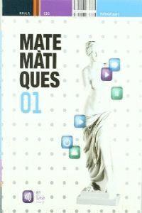 MATEMÀTIQUES 1R. CURS D'ESO - LINIA