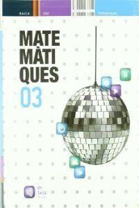 MATEMÀTIQUES 3R. CURS D'ESO - LINIA