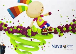 NUVA INFANTIL 3 ANYS CARPETA 2N TRIMESTRE DIMENSIÓ NUVÀRIA