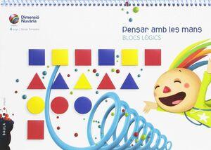 PENSAR AMB LES MANS 4 ANYS INFANTIL
