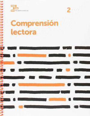 COMPRENSIÓN LECTORA 2 PRIMARIA BAULA