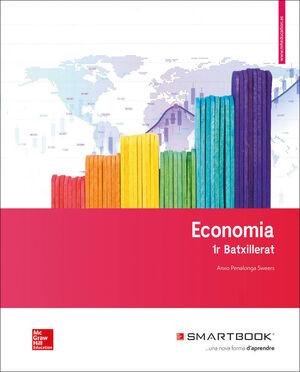 ECONOMIA 1 BACH MED. LIBRO DEL ALUMNO Y SMARTBOOK