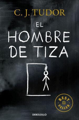 EL HOMBRE DE TIZA. DEBOLSILLO