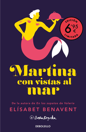MARTINA CON VISTAS AL MAR (CAMPAÑA VERANO -EDICIÓN LIMITADA A PRECIO ESPECIAL) (