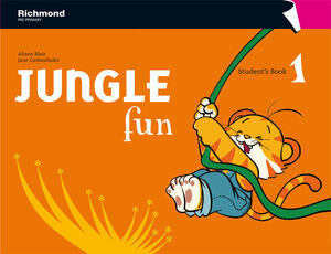 JUNGLE FUN 1 STUDENT'S PACK