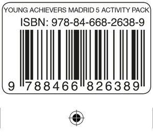 MADRID YOUNG ACHIEVERS 5 ACTIVITY PACK