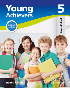 MADRID YOUNG ACHIEVERS 5 STUDENT'S BOOK