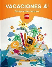 LIBRO DE VACACIONES 4ºPRIM.COMPRENSION LECTORA