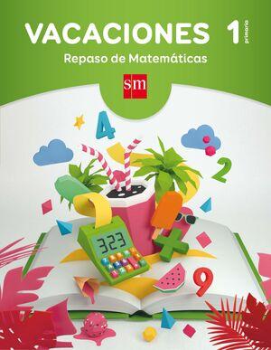 LIBRO DE VACACIONES RESOLUCION DE PROBLEMAS 1 EP.SM