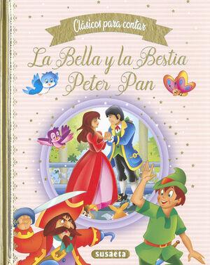 LA BELLA Y LA BESTIA - PETER PAN