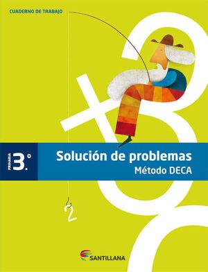 CUADERNO PROBLEMAS METODO DECA 3 PRIMARIA