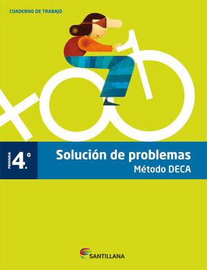 CUADERNO PROBLEMAS METODO DECA 4 PRIMARIA