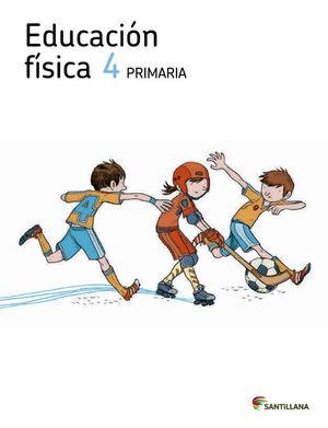 EDUCACIÓN FÍSICA 4 PRIMARIA