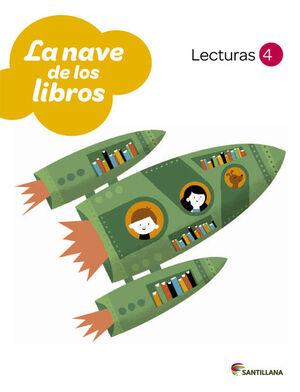LECTURAS LA NAVE DE LOS LIBROS 4 PRIMARIA