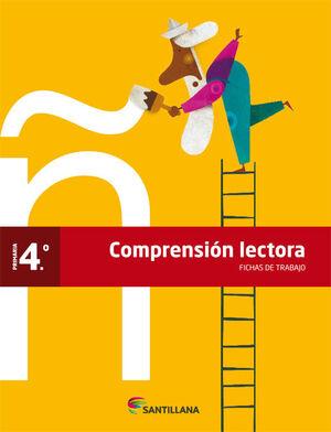 FICHAS COMPRENSION LECTORA 4 PRIMARIA