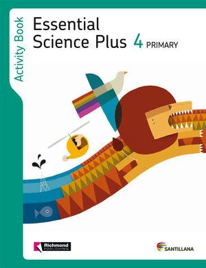 ESSENTIAL SCIENCE PLUS 4 PRIMARY ACTIVITY BOOK