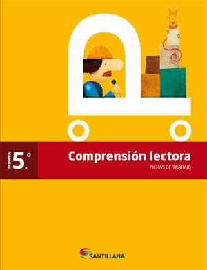 FICHAS COMPRENSION LECTORA 5 PRIMARIA