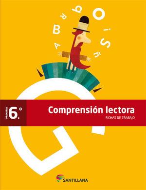 FICHAS COMPRENSION LECTORA 6 PRIMARIA