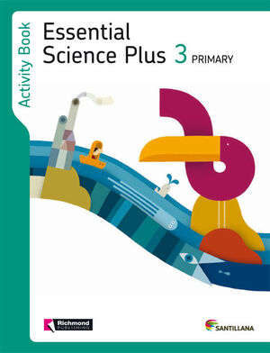 ESSENTIAL SCIENCE PLUS 3 PRIMARY ACTIVITY BOOK
