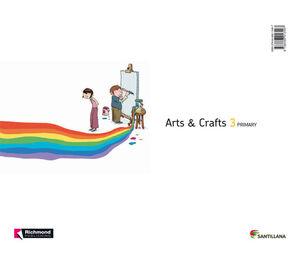ARTS & CRAFTS 3 PRIMARY