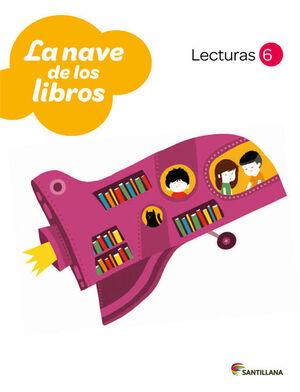 LECTURAS LA NAVE DE LOS LIBROS 6 PRIMARIA