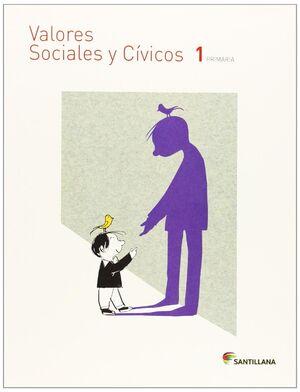 VALORES SOCIALES Y CIVICOS 1 PRIMARIA