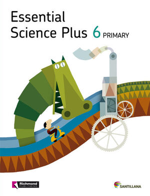 ESSENTIAL SCIENCE PLUS 6 PRIMARY STUDENT'S BOOK
