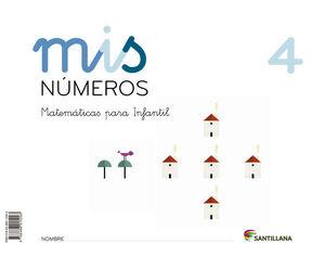 MIS NUMEROS 4