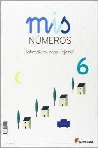 MIS NUMEROS 6