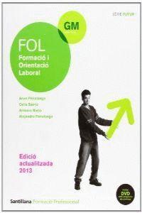 FOL GRADO MEDIO + DVD CATALAN