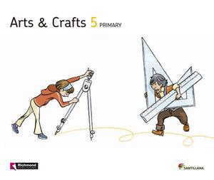 ARTS & CRAFTS 5 PRIMARY