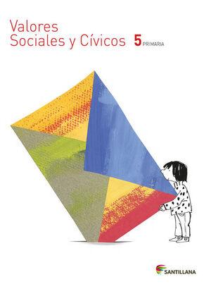 VALORES SOCIALES Y CIVICOS 5 PRIMARIA