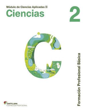 MÓDULO DE CIENCIAS APLICADAS II CIENCIAS 2 FORMACIÓN PROFESIONAL BÁSICA SANTILLA