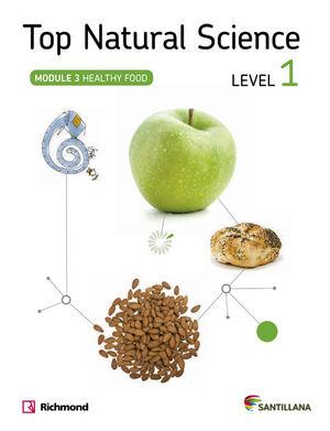 TOP NATURAL SCIENCE 1 HEALTHY FOOD