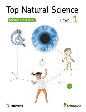 TOP NATURAL SCIENCE 1 YOUR BODY