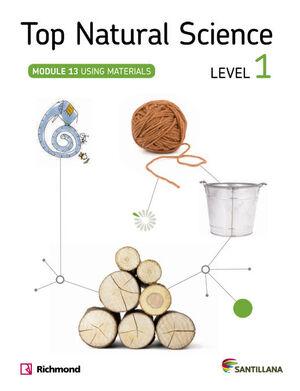 TOP NATURAL SCIENCE 1 USING MATERIALS