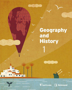 GEOGRAPHY AND HISTORY 1 ESO STUDENT'S BOOK