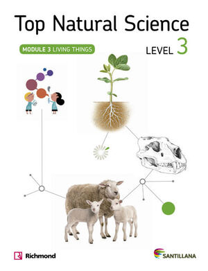 TOP NATURAL SCIENCE 3 LIVING THINGS