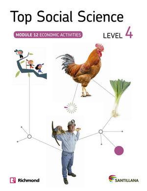 TOP SOCIAL SCIENCE 4 ECONOMIC ACTIVITIES