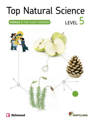 TOP NATURAL SCIENCE 5 THE PLANT KINGDOM