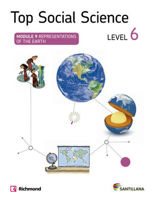TOP SOCIAL SCIENCE 6 REPRESENTATIONS OF THE EARTH