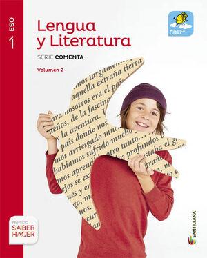 LENGUA Y LIT 1ESO SERIE COMENTA M. LIGERA ED15